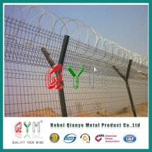 Qym-High Security Razor Wire Airport Fence