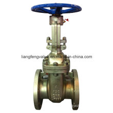 Flange End Stainless Steel Gate Valve (Z41W-150LB)