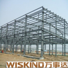 Pre-Engineered Portal Frame Light Steel Structure Hangar