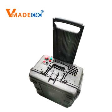 Máquina de limpieza por láser de fibra de mano 100w