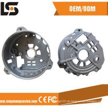 Morre as peças do alumínio de molde para a tampa de extremidade do motor do motor elétrico