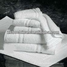 Neuheit verschiedene Farben vorhandenes 100% Baumwollgroßhandelshotelwäsche-Tuch