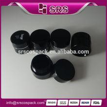 Luxo Hign Qualidade Plástico Acrílico Material Custom Nail Art Garrafa 5ml Redonda Nail Art Garrafa