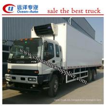25Ton Euro 4 6X4 camión frigorífico proveedor de China