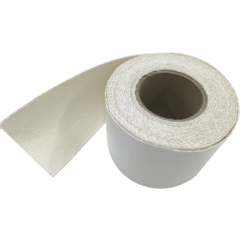 Ruban auto-adhésif à bande de silice / silice