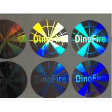 Security Tamper Evident Hologram Label Sticker