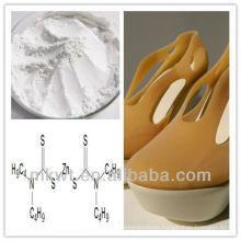 chemical formula of rubber Accelerator ZDBC (BZ) CAS NO.136-23-2