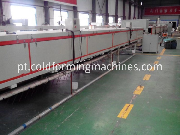 African colourful stone coated tile machine