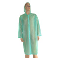 long Pvc raincoat