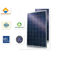 205W Hot Efficiency Powerful Polycrystalline Solar Panel Module
