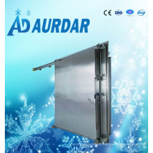 factory price cold storage/cold room automatic sliding door