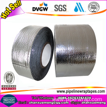 Self adhesive Aluminum foil tape for roof waterproofing