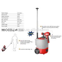 Späteste 700W Boden basierte HVLP Power Paint Sprayer Elektrische Verlängerung Paint Gun GW8179