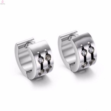 2017 Good Quality Stainless Steel Hoop Piercing Earring Jewelry