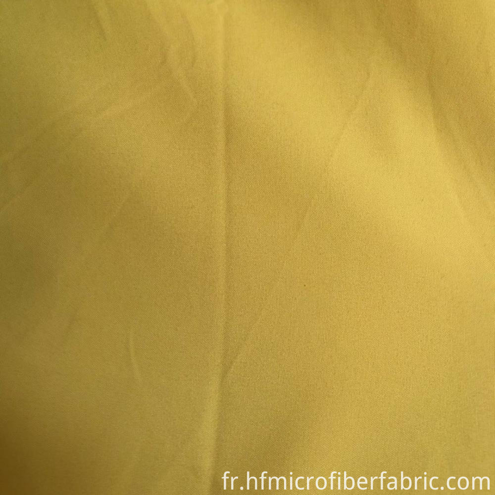 Light Yellow Color Fabric