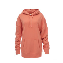 Basic Autumn Winter New Arrival Hot Sale Unisex Hoodie With Self Fabirc Hood Lining