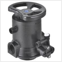 Válvula Multi-Portas Manual para Amaciador de Água (MSU4)
