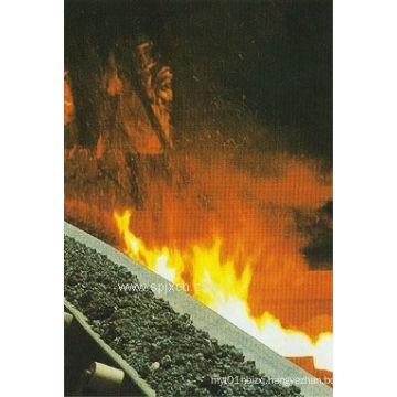 Fire-Resistant Conveyor Belt for Coal Mine