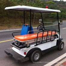 Chine Chariot d'ambulance électrique d'hôpital de 2 Seater