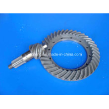 Customized Helical Gears for Engineering Machinery