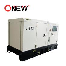 Weichi Sound Proof Electrostatic 20 Kv 20kv 22kv 25kv 26kv 28kv 30kv 3 Phase 3 Face DC Diesel Power Generator with Tires for Sale