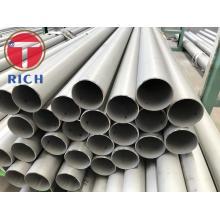 ASTM B163  Seamless Nickel Alloy Steel Tubes