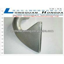 aluminum casting part,foundry sand