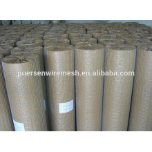 50.8mm*50.8mm Standard Welded Wire Mesh by Puersen in China