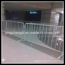 Metal Used Crowd Control Barriers / Fence