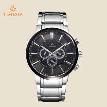 Reloj de pulsera de cuarzo casual reloj de moda de hombres 72365