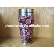 new design customized bulk buy from china stainless steel ceramic coffee mug