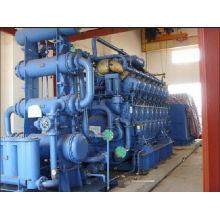 2000kVA Hochspannungs-Diesel-Generator-Set (4160V-13800V; 25kVA-2500kVA)