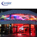 Acrylic Board Light Weight Window Transparent Led Display