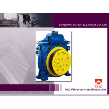 moteur d'ascenseur machine de traction 320kg - 2500kg