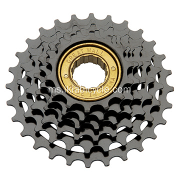 Basikal 18 Speed ​​Cassette Freewheel