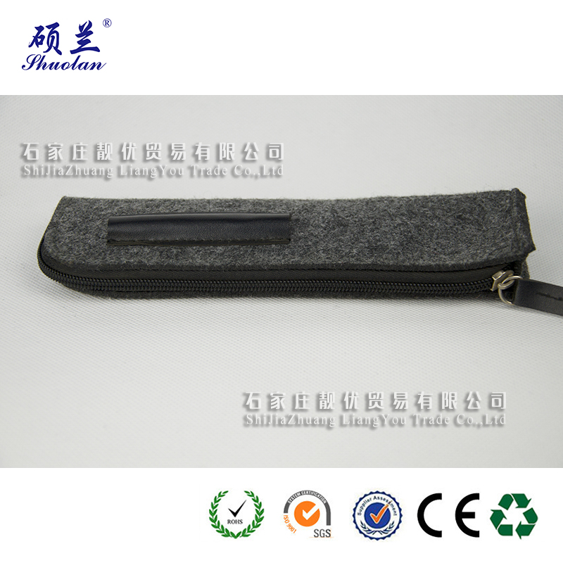 Customized Design Felt Pen Bag