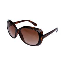 Simple Fashion Unisex Sunglasses with Big Square Lens Frames (14167)