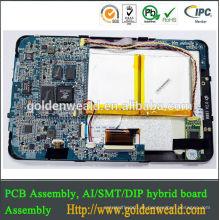 Elektronik PCBA Hersteller, PCBA Montage, Leiterplattenbestückung Hersteller pcba für LED-Röhre