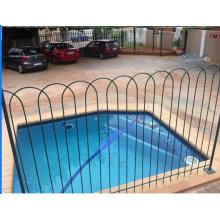 Clôture de piscine avec Bow Top (TS-SPF03)