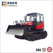 90HP Crawler Track Tractor with Cabin