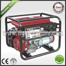 TIGER 4.4KW/13HP SH6000DXE Industrial machinery gasoline generator electric start system
