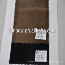 Alta qualidade 100% algodão tecido de veludo