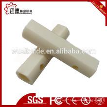 custom plastic parts precision machining cnc plastic parts, cnc ABS plastic tubes customized, cnc machining plastic parts