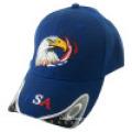 Sport Cap with 3D Logo Bb228