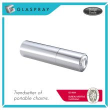 KIRA Soprano Silver 30ml Bouteille de parfum en aluminium rechargeable