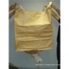 Color PP Convenient Big Bag with Spout Bottom Open Top