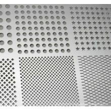 Aluminum Perforated Metal Mesh Sheet for Screen and Partitions