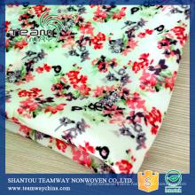 Guangdong Polyester Printing Chiffon Fabric For Dress