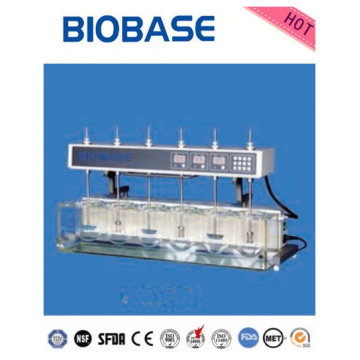 Drug Dissolution Tester with 6 Cups