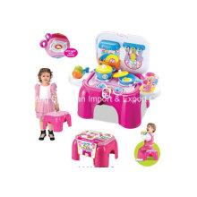 Игрушка-стул для игрушек для кухни